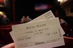 Birmingham Hippodrome Theatre – Seat view