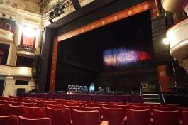 Birmingham Hippodrome Theatre - Stalls seat view