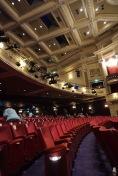 Birmingham Hippodrome Theatre Stalls