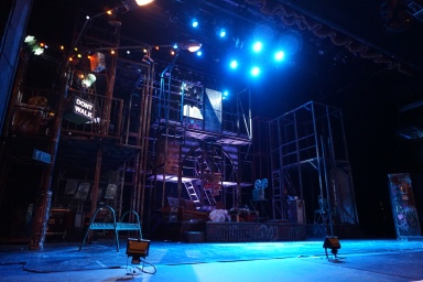 Belgrade Theatre - Rent The Musical UK Tour Review - Theatress 4