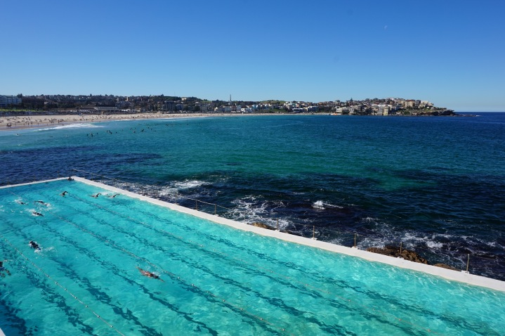 Bondi Beach Pool - Sydney, Australia - Theatress Travel Blog