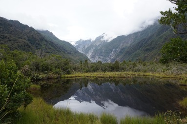 Franz Josef 2 New Zealand - Theatress Travels
