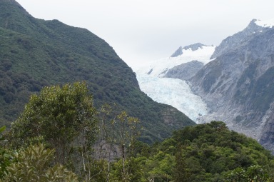 Franz Josef New Zealand - Theatress Travels