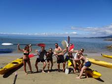 Kayaking Abel Tasman - New Zealand - Theatress Travels