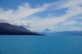 Lake Pukaki New Zealand - Theatress Travels