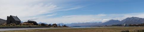Lake Tekapo New Zealand - Theatress Travels