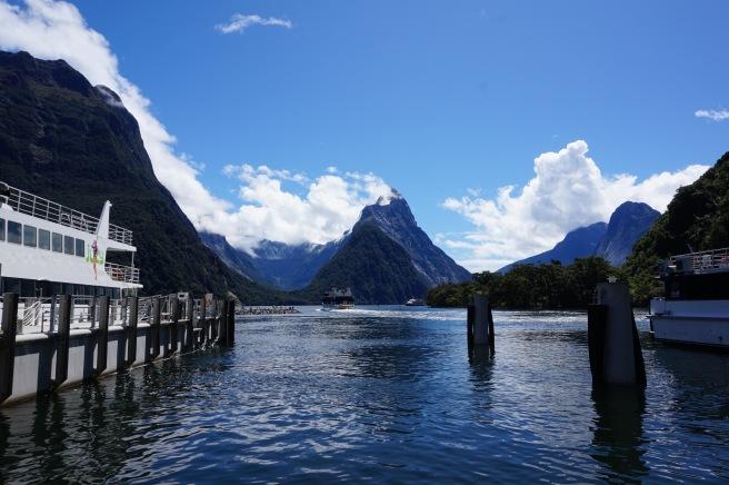 Milford Sound 3 New Zealand - Theatress Travels