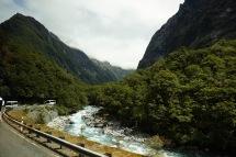 Milford Sound New Zealand - Theatress Travels