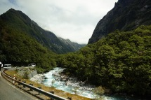 Milford Sound New Zealand - Theatress Travels