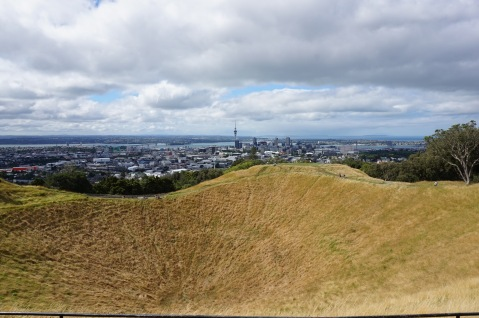 Mount Eden New Zealand - Theatress Travels