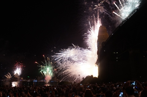 New Years Eve - Sydney, Australia, Theatress Travel Blog