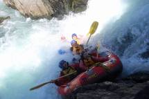 River Valley White Water Rafting - New Zealand - Theatress Travels 2