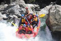 River Valley White Water Rafting - New Zealand - Theatress Travels 3