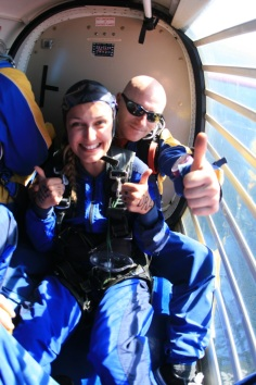 Skydive Taupo New Zealand - Theatress Travels 3