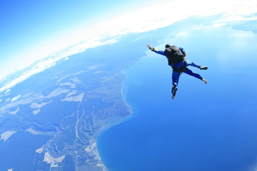 Skydive Taupo New Zealand - Theatress Travels 4