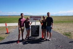 Skydive Taupo New Zealand - Theatress Travels
