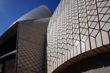 Sydney Opera House Detail - Australia - Theatress Travel Blog