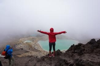 Tongariro Crossing New Zealand - Theatress Travels 2