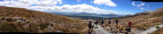 Tongariro Crossing New Zealand - Theatress Travels 3