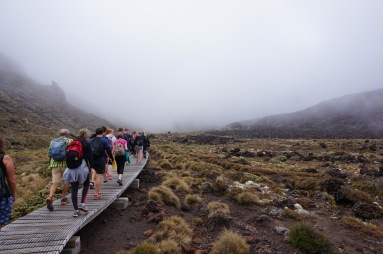 Tongariro Crossing New Zealand - Theatress Travels