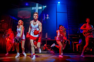 Footloose UK Tour Review 2