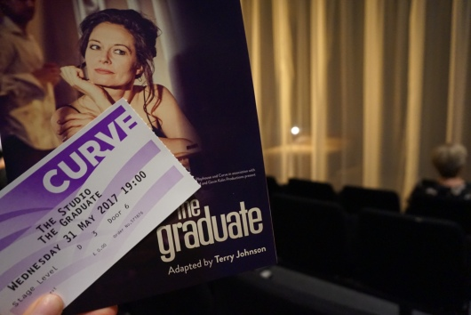 The Graduate Play - Curve Leicester - Review