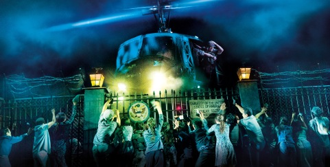 Miss Saigon - photo credit Cameron Mackintosh Limited