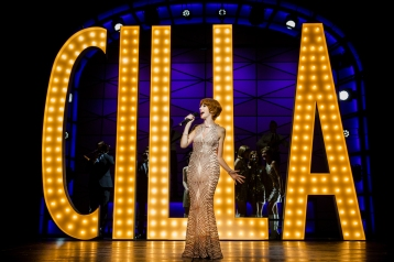 Kara Lily Hayworth (Cilla) - Cilla The Musical - Liverpool Empire - Photo By Matt Martin (014)
