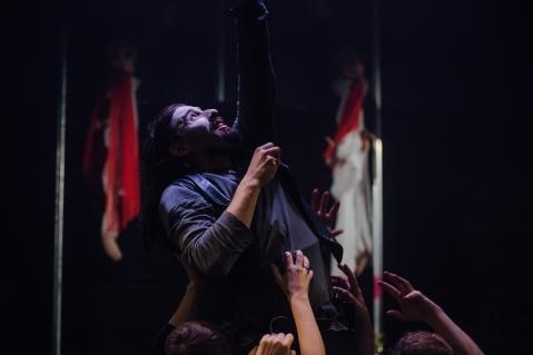 Shakespeare Richard III Front Foot Theatre
