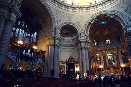 Theatress - Travel Blog - Berlin Christmas Markets 19