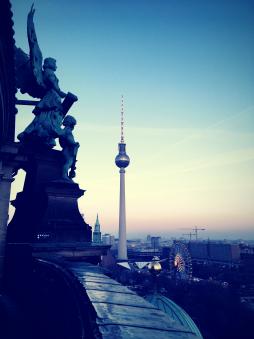 Theatress - Travel Blog - Berlin Christmas Markets