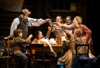 Scrooge the Musical - Curve Leicester - Review - Theatress 3