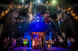Scrooge the Musical - Curve Leicester - Review - Theatress 4