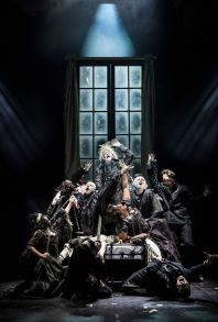 Scrooge the Musical - Curve Leicester - Review - Theatress 5