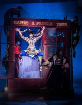 Scrooge the Musical - Curve Leicester - Review - Theatress 8