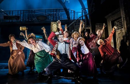 Scrooge the Musical - Curve Leicester - Review - Theatress