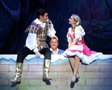 Cinderella at Milton Keynes Theatre starring Brian Conley, Gok Wan and Lauren Hall