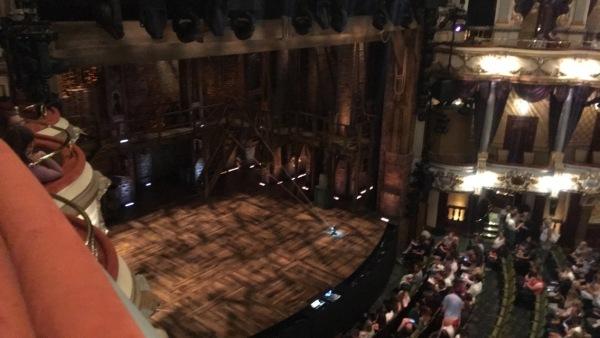 Where to sit at Hamilton, London – Victoria Palace Theatre
