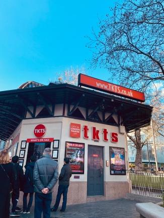 Cheap London Theatre Tickets - TKTS - Theatress