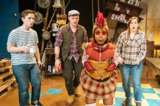 George's Marvellous Medicine - Review - Curve Leicester - Theatress 4