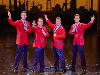 Jersey Boys UK Tour Review - Theatress 3