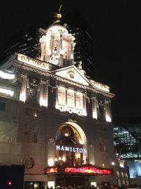 Review Hamilton London - Theatress