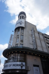 The Book of Mormon Musical - Prince of Wales Theatre London - Review