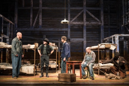 Of Mice and Men - Review - UK Tour - Theatress 2