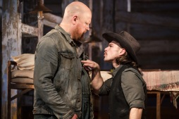 Of Mice and Men - Review - UK Tour - Theatress 3