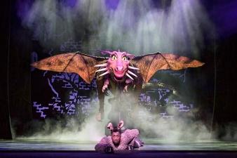 Shrek the Musical - UK Tour - Review - Theatress