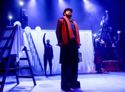 The Selfish Giant - Vaudeville Theatre - Musical - Review - Theatress Blog 1