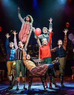 The Selfish Giant - Vaudeville Theatre - Musical - Review - Theatress Blog