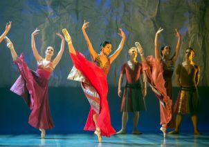 The Little Mermaid Northern Ballet - Review - Theatress 6