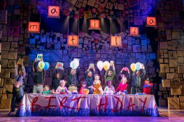 Matilda the Musical UK Tour theatres Review